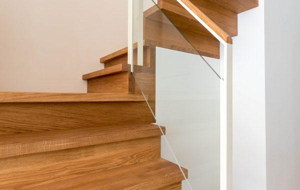 Trapopgang zonder trapboom